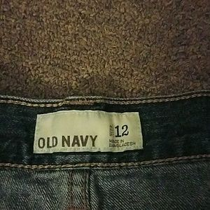 Old Navy Skirts - Old navy jean skirt.
